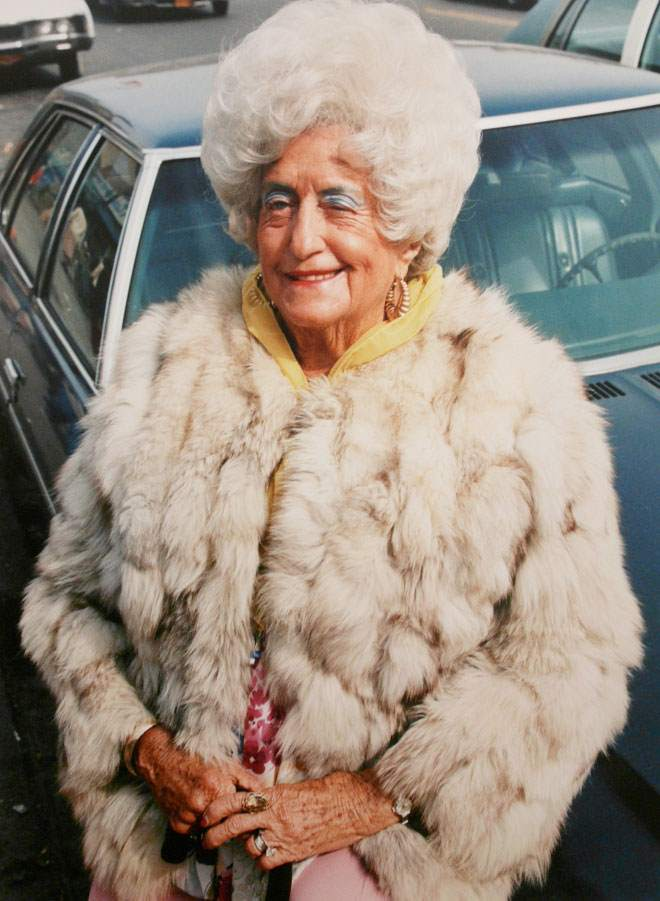 elderly woman arrested for making cat fur coats
