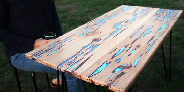 How To Make A Glow In The Dark Table First To Know