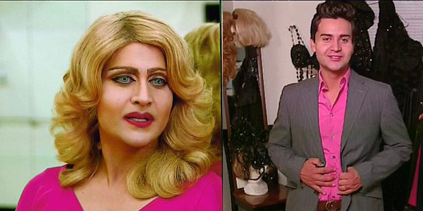 This Man Spent 175,000 To Look Like Madonna pics