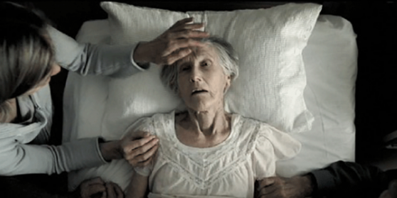 dying people see dead relatives