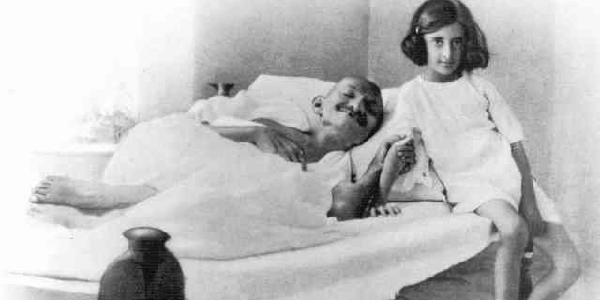 gandhi and hitler relationship