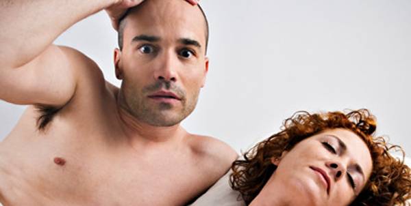 Why we NEVER let our husbands see us naked: Four wives