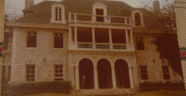 History of the midget mansion
