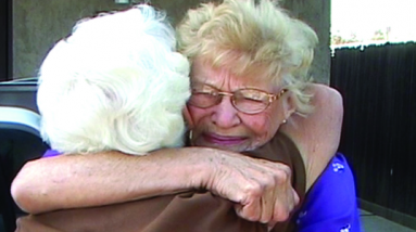 woman meets daughter after 77 years
